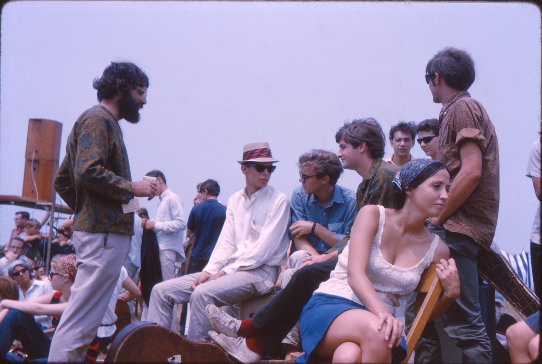 1965 newport folk festival