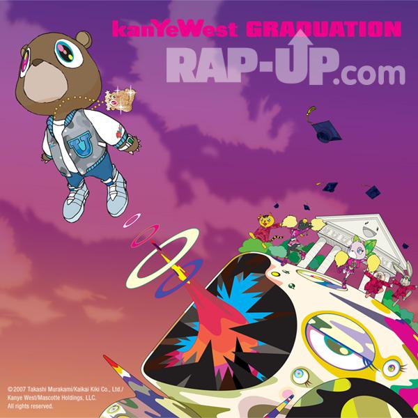 kanye west graduation. HEAR YE: Kanye West Graduation
