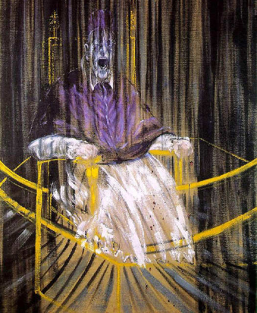 Francis Bacon Screaming Pope INQUIRER In 1999  the altar