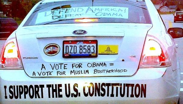Obama Hater