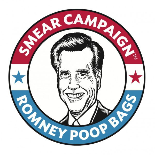 Romney Poop Bag copy