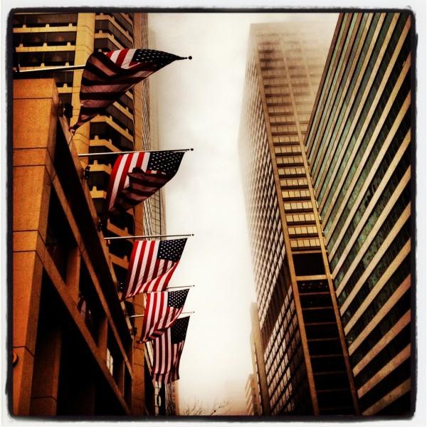 Flag Fog