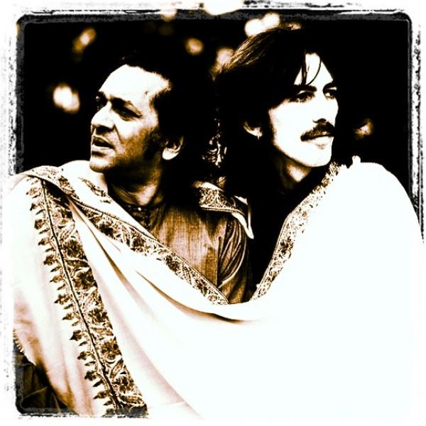 Ravi & George