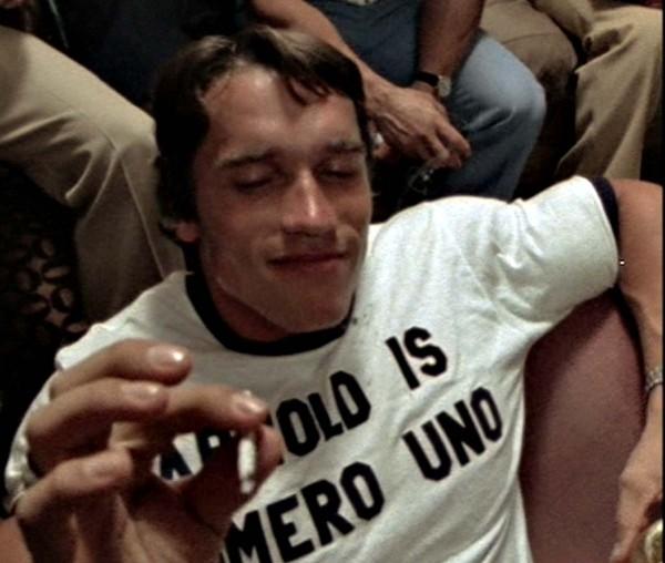 arnold marijuana