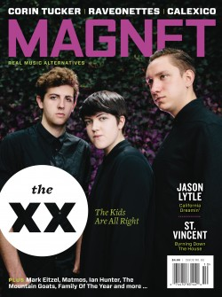 MAGNET xx Cover