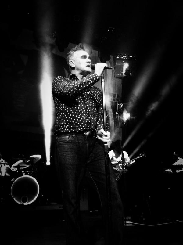 Morrissey HOB