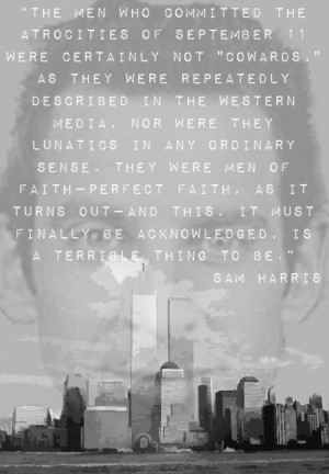 SAM HARRIS BAD RELIGION