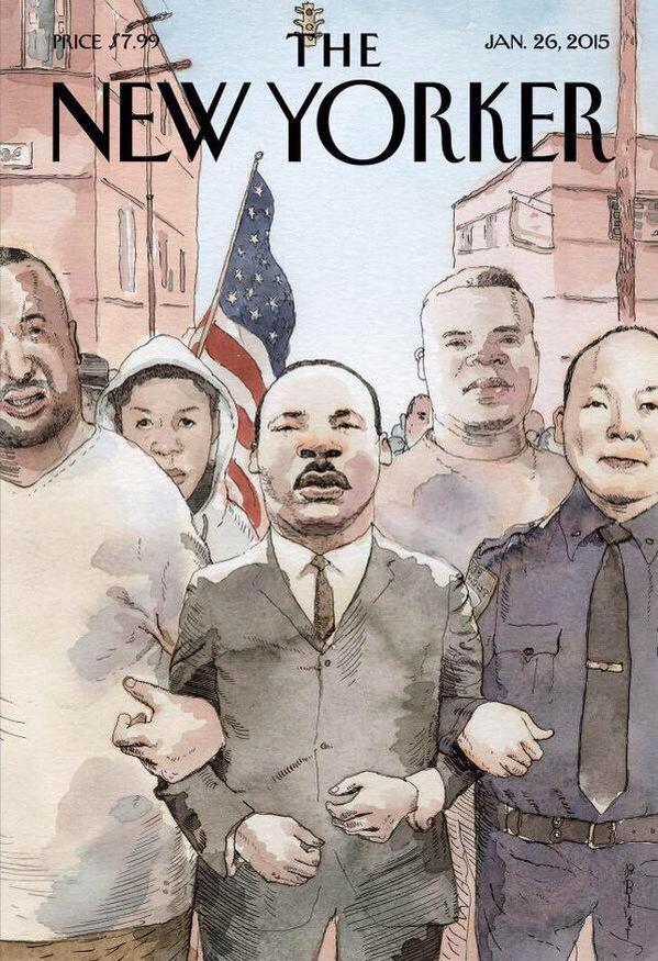 MLK NEW YORKER