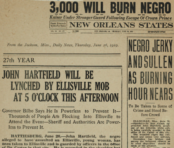Lynching Newspaper Story copy 2