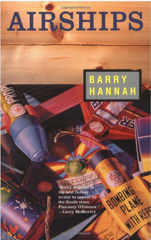Barry Hannah Airships copy