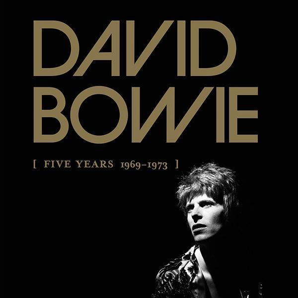 Bowie Box Set Cover