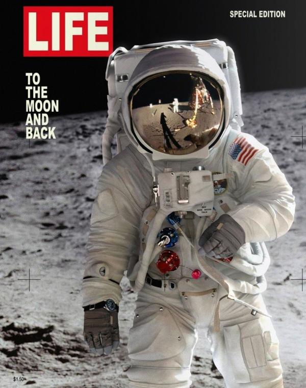 Buzz Aldrin LIFE