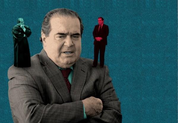 Scalia vs Scalia