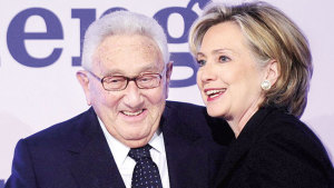 Hillary Kissinger