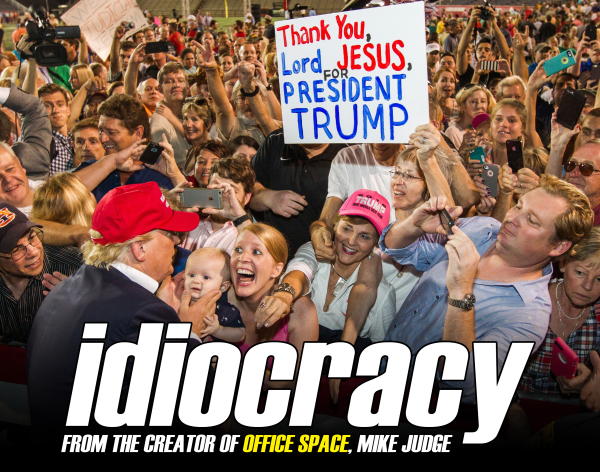 idiocracynow
