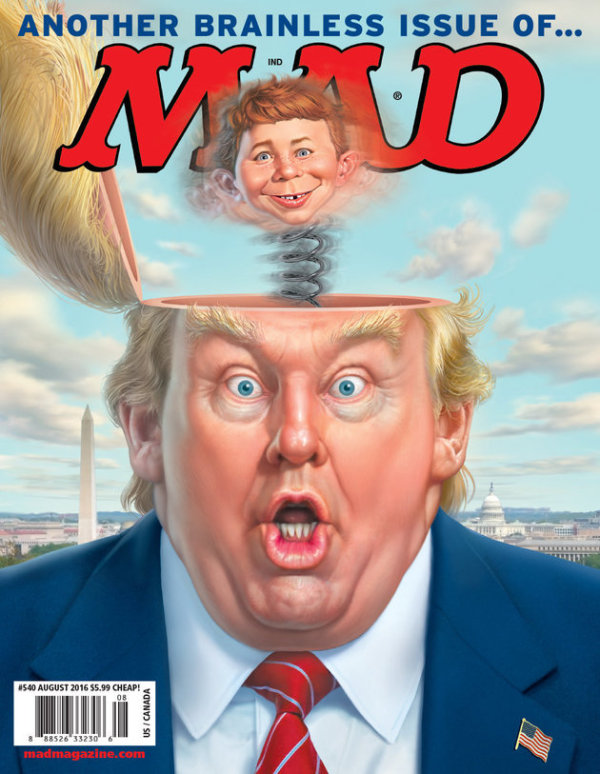 TRUMP MAD