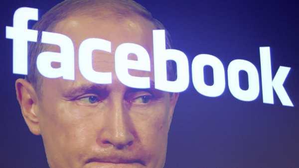 Putin Facebook