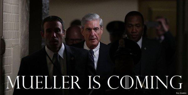 Mueller Is Coming