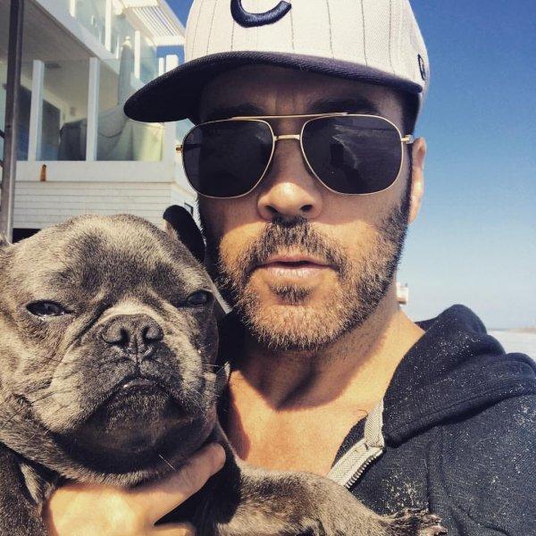 Piven + Dog