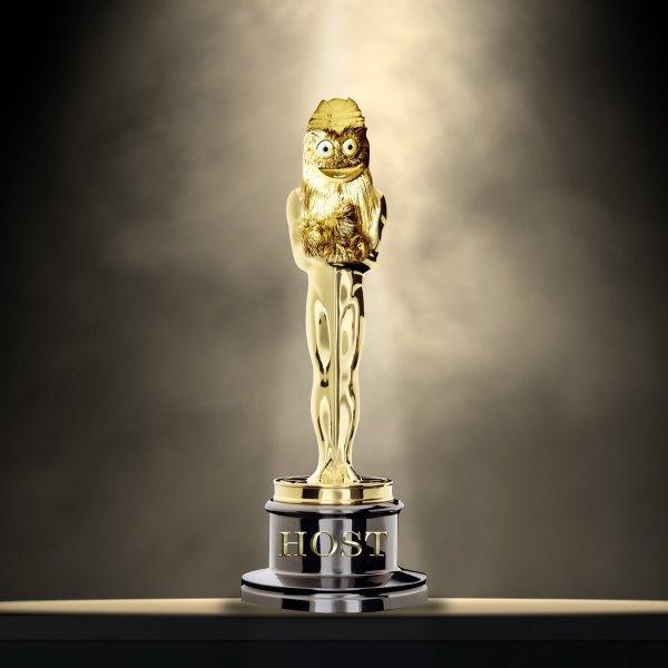 Gritty Oscar