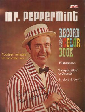 Mr. Peppermint