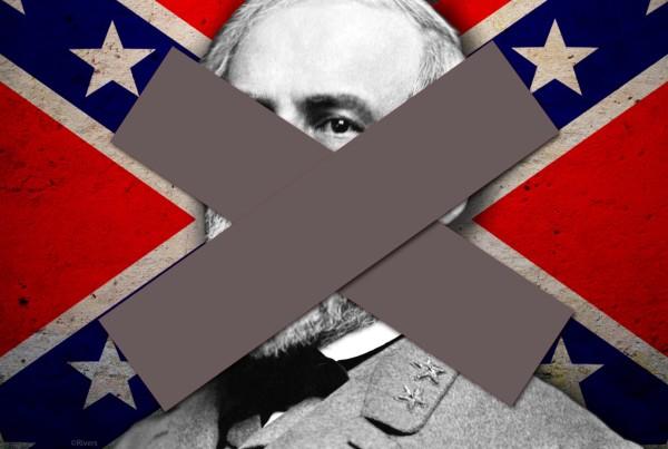 Confederate Flag Censored